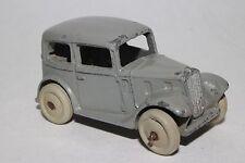 1940's Dinky #35a Austin Sedan, Original, Gray  #3