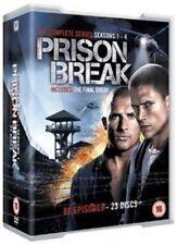 Prison Break Complete Seasons 1-4 5039036054201 DVD Region 2