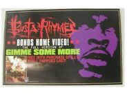 2 Busta Rhymes Promo Poster