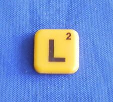 Words With Friends Single Magnet L Tile Replacement Game Parts Pieces Craft