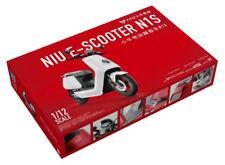 Trumpeter 9367305 NIU E-SCOOTER N1S 1:12 Motoroller Modellbausatz