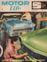Motor Life Magazine How Cars Are Customized June 1956 022818nonr