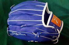 "Baseball Glove (185) (Dodgers) Z-TX 11½"" Blue Fine Leather"