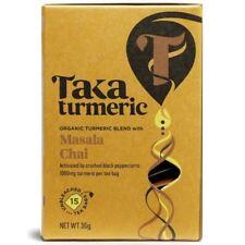 Taka Curcuma Masala Chai Tea 15 Sachet