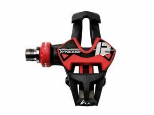 Xpresso 12 titan-carbon pedals