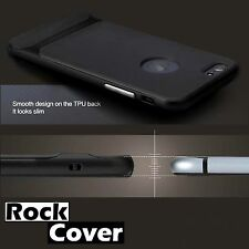 iPhone 5 Rugged Strong Military Grade High Impact Shell Shock Proof Case Black