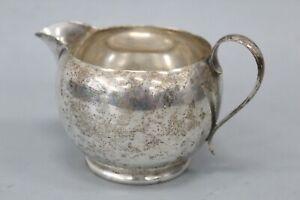 Gorham Puritan Sterling Silver 393 7/16 Pint Creamer Bowl