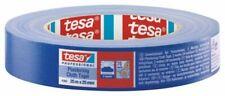 tesa Putzband 4363 UV Abklebeband Gewebeband blau 25 m x 25 mm Bautenschutzband