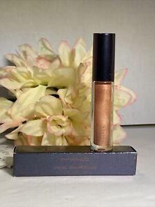 MAC Mirage Noir Lipglass~STRIP'N'DIP~Warm Metallic-Lip Gloss - New In Box - Free