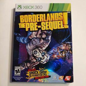 Borderlands Pre-Sequel Microsoft Xbox 360 Game New Sealed Including Slipcover