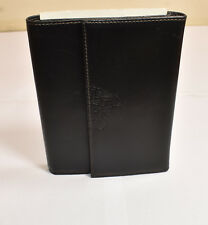 Authentic Gianni Versace Classic Black Wallet with Medusa Made in Italy