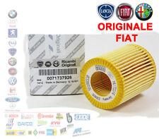 FILTRO OLIO ORIGINALE FIAT 71737926 CROMA GRANDE PUNTO ALFA 159 OPEL ASTRA H 1.9