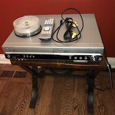 Panasonic DMR-ES35V DVD/VHS Combo Player / Recorder w/ Remote Bundle Tested!