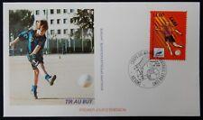 Af44* Enveloppe 1er Jour FDC 1996 (n°3010) FOOTBALL / LENS (coupe du monde 98)