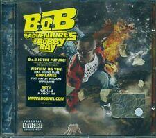 B.O.B. Presents - The Adventures of Bobby Ray (Paramore) Cd Sigillato