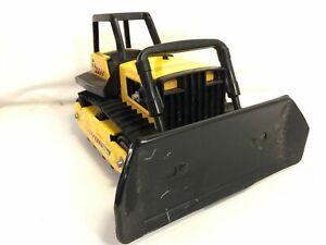 Tonka Trax Bulldozer Vintage Pressed Steel Made In USA