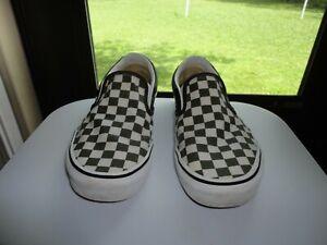 Vans Classic Sneakers Off The Wall Checkerboard unisex Men 8 Women 9.5