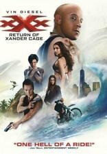xXx: Return Of Xander Cage Dvd, Vin Diesel *Free Shipping*