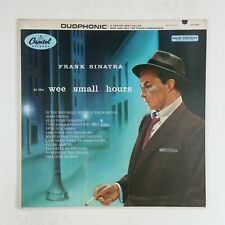 FRANK SINATRA In the Wee Small Hours DT581 LP RE Vinyl VG++ Cover VG++ 1965