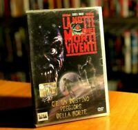 LA NOTTE DEI MORTI VIVENTI (1990) Tom Savini DVD NUOVO E SIGILLATO RARO