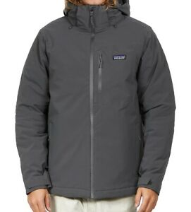NWT Patagonia Men's Insulated Quandary Jacket Medium Forge Grey MSRP $299