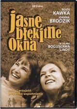 Jasne blekitne okna (DVD) 2006 Beata Kawka, Joanna Brodzik POLSKI POLISH