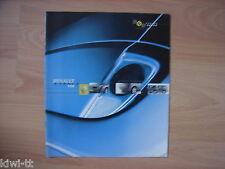 Renault Espace Van (!!!) Prospekt / Brochure / Depliant, DK, 7.2003, very rare!