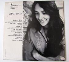 JOAN BAEZ ...(VANGUARD RECORDS ) ..   LP