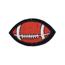 American Football Rugby (Iron On) Embroidery Applique Patch Sew Iron Badge