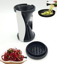 Vegetable Spiral Slicer Cutter Spiralizer Twister Peeler  Fruit Japanese Blades