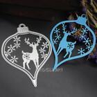 Christmas Deer Cutting Die Stencil Embossing Scrapbook Craft Paper Card
