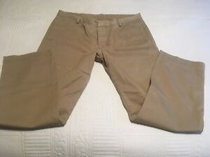 Mens Dockers Cramerton Army Cloth Chinos 36x31, Rockabilly 40s 50s