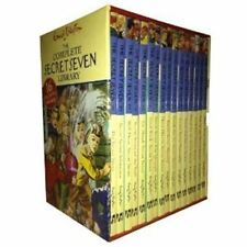 Enid Blyton Secret Seven Complete Collection of 16 books Set (Secret Seven) [Pap