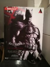 Batman Arkham City Play Arts Kai Batman Dark Knight Returns Skin Figura Nueva