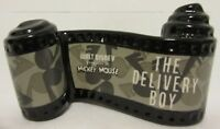 Walt Disney Classics Mickey Mouse The Delivery Boy Film Reel Ceramic Figure WDCC