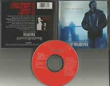 BRUCE SPRINGSTEEN Streets of Philadelphia 4TRX w/ 3 LIVE TRX USA CD Single 1994