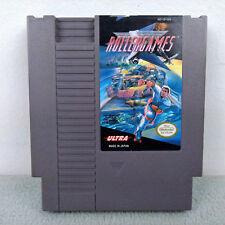 Rollergames Ultra Original Genuine Cartridge NES Nintendo Video Game Tested