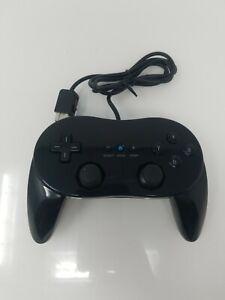 Nintendo Wii  Replacement Controller Black