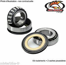 Kit Roulements de Colonne de Direction Honda CBR600F, FS, FI 87-04