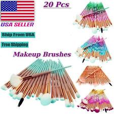 20pcs Makeup Brushes Eyeshadow Foundation Eyeliner Brush Cosmetics Beauty Tools