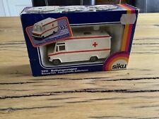 Siku Mercedes Rescue Van- Ambulance