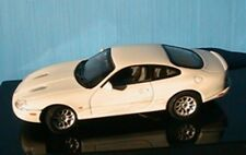 JAGUAR XKR COUPE WHITE AUTOART N° 53622 1/43 BRITISH BLANCHE VOITURE ANGLAISE