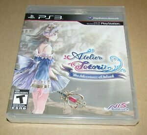 Atelier Totori: The Adventurer of Arland (Sony PlayStation 3) Fast Shipping