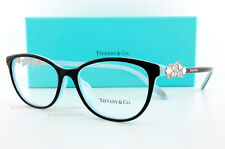 Brand New Tiffany & Co. Eyeglass Frames 2144B 8055 Black SZ 54 Women