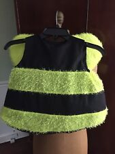 Beastly Buddies Children Bumble Bee Halloween fancy Costume Size 12-18 Months