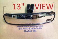 """UTV Mirror, Fits: Polaris Ranger, Polaris RZR, Yamaha Rhino P/N: 12533- (1-3/4"""")"""