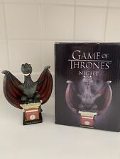 SF Giants AT&T Park Game of Thrones Night Dragon Bobblehead Winter is Coming