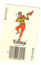 Vintage Single swap joker Playing Card #12