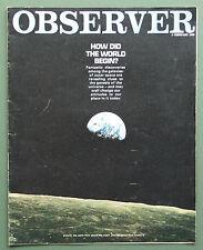 """OBSERVER"" MAGAZINE FEBRUARY 2ND 1969 ASTRONOMY, NAPOLEON, JANE GRIGSON"