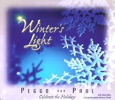 Winter's Light by Peggo & Paul, BRAND NEW FACTORY SEALED CD DIGIPAK(2000,Big Rnd